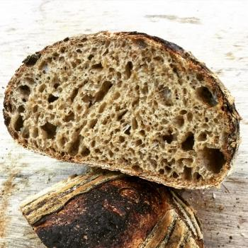 Ace Freshly milled Spelt Sourdough first overview