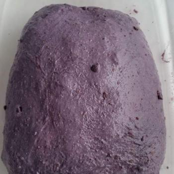 Ah Huat  Purple carrot fruity loaf second overview