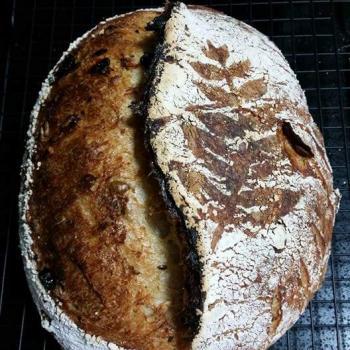 Ah Huat  Rustique malt loaf first overview