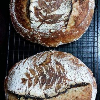 Ah Huat  Rustique malt loaf second overview