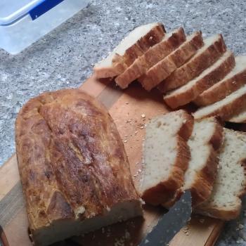 Alaskan Kaihanu D.P. Sourdough Bread second slice