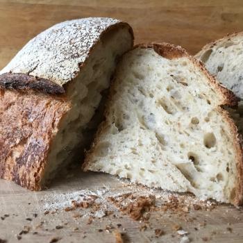 Albert Bread second slice
