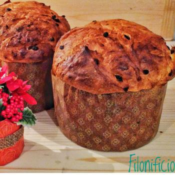 Ambarabà Panettone second overview
