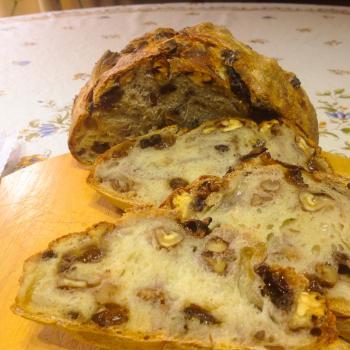 Assam Assam sourdough starter  second slice