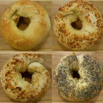 Audrey Junior Bagels first overview
