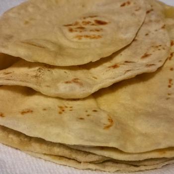 Audrey Junior Flour Tortillas  first overview