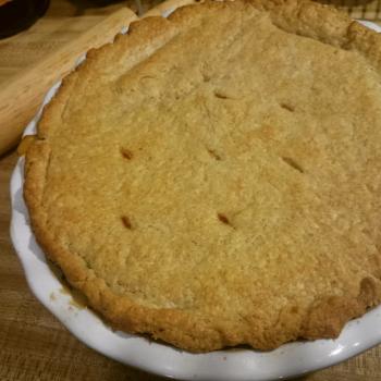 Audrey Junior Pie Crust first overview