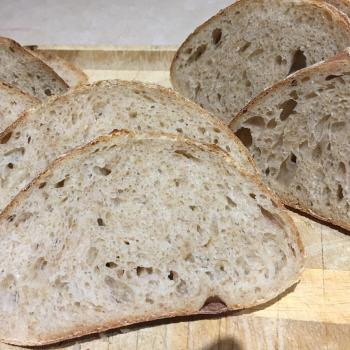 Barye Breads second slice