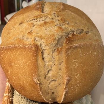 Betina Sourdough pancake second overview