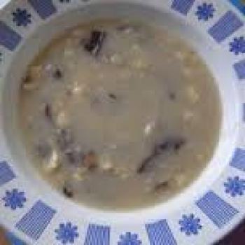 Bohous Krkonoske Kyselo (soup) second overview