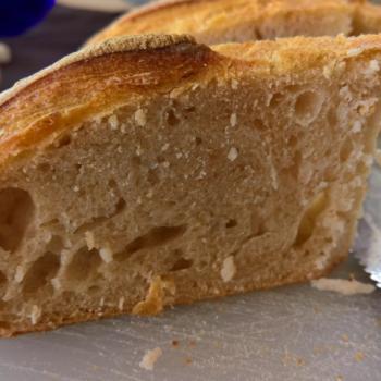 Brød Mor Bread second slice