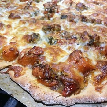 Bubbles Sourdough Pizza second overview