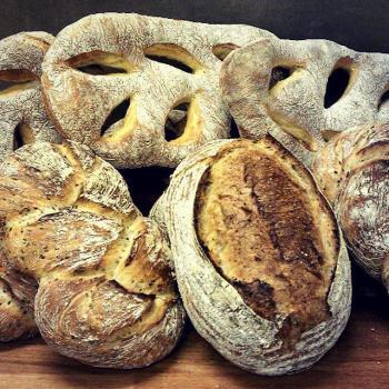 Dagmar Sourdough bread first overview