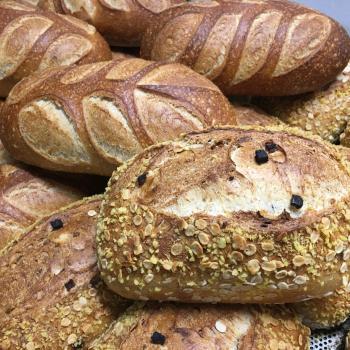 Dagmar Sourdough bread second overview