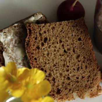 Dry 100% rye wholemeal by Piotr Polomski Rye breads and sour soup first overview
