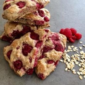 Ella Bella ( She, the Beauty) Scones first overview