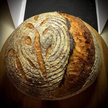fluffy Artisan Bread Flour and WWF first overview