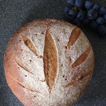 Frank Rye bread first overview