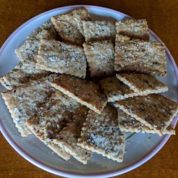Hagrid Sourdough bread first slice