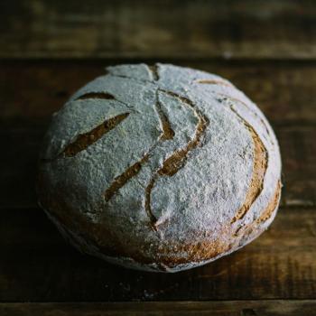 Hans Rye beer loaf first overview