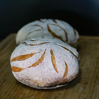 Hans Rye beer loaf second overview