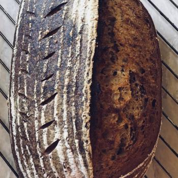 Juliska Wholewheat flour bread first overview