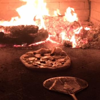 Karma Wood fired pizza first overview