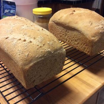 Lake Tawakoni White Enriched Breads second slice