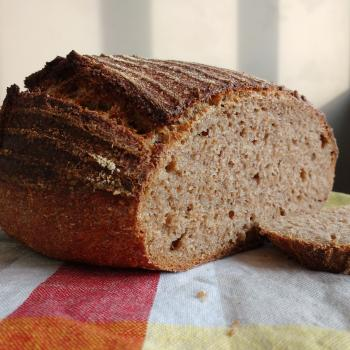 LaRoux Beginner's Sourdough Bread second overview