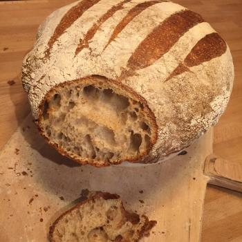 Ludo's White french boule first overview