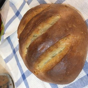 Lulu Sourdough loaf second overview