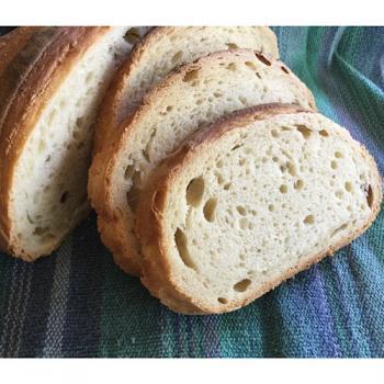 MacGuffin Bread first slice