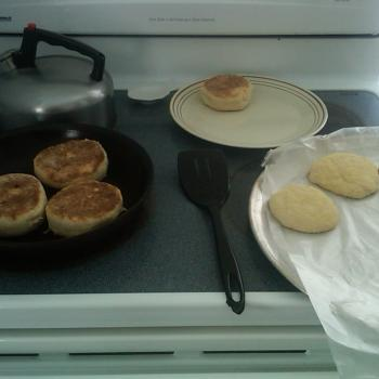 MacPike Family Starter English Muffins first overview