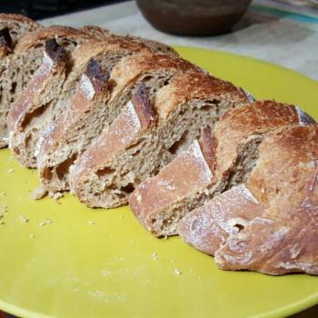 Masita Bread first slice