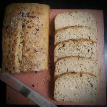 Mastani Boule and soft sandwich loaf second overview