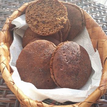 Memole Finnish style rye bread but not acidic first overview