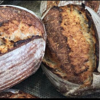 MI LEGADO Pan de Masa Madre Blanco first overview