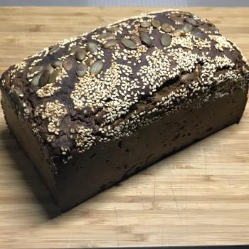 Minion Roggenbrot / rye bread first overview