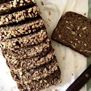 Minion Roggenbrot / rye bread second overview