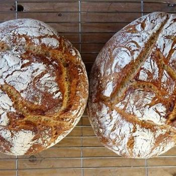 Neeny Peasant bread second overview