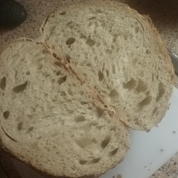 Peek-A-Boo! Everyday/Various (boules, soup bowls, sandwich loaf, etc) first slice