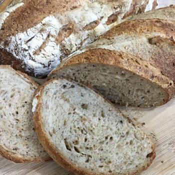 Pica Multigrain bread second overview