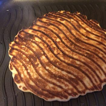Pickhams Sourdough Pancakes first overview