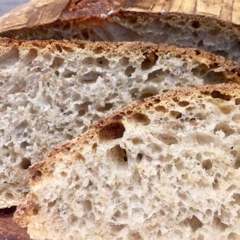 Providencia loaf bread second overview