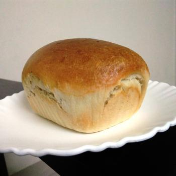 Puneri Sandwich bread - great for lunch boxes first overview