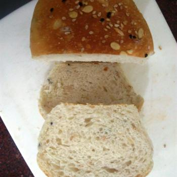 Puneri Sandwich bread - great for lunch boxes second overview