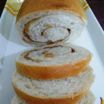 Puneri Sandwich bread - great for lunch boxes second slice