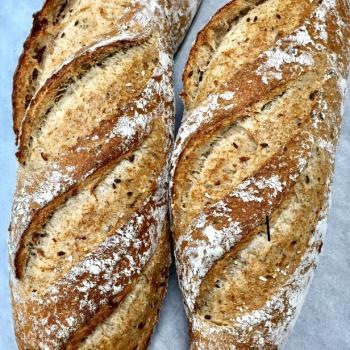 Pura Vida difrents Bread second slice
