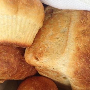 Pura vida Llajta Bread second slice