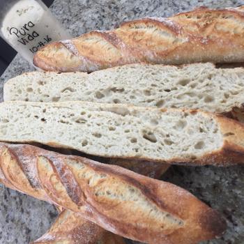 PURA VIDA MAE difrents Bread second slice